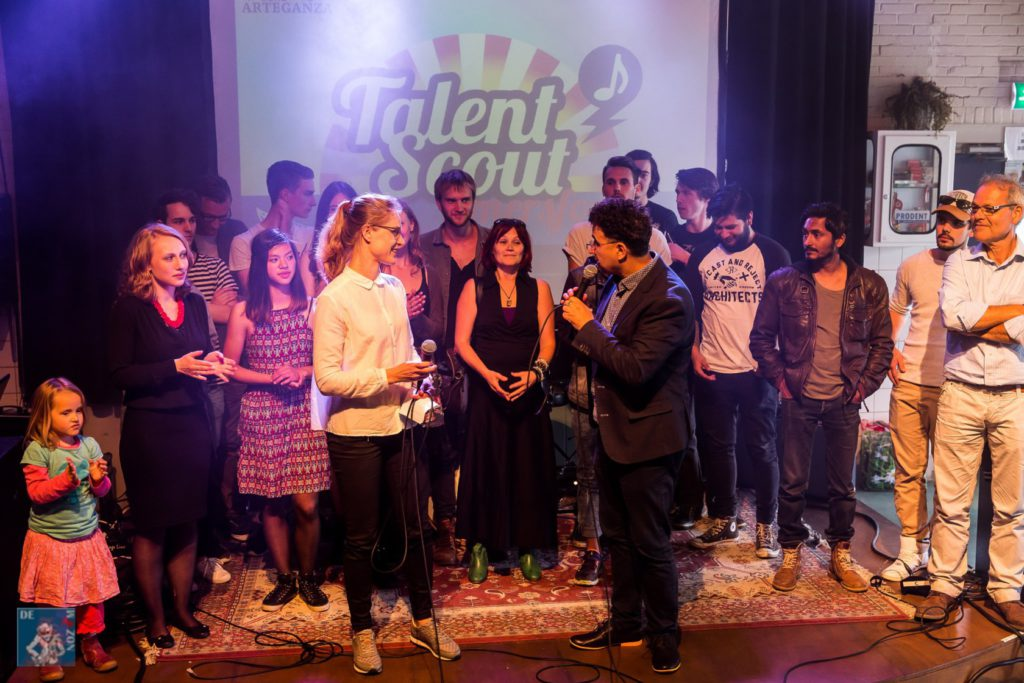 Talentscout voorronde 2 @Peter Putters www.denozem.com-jury